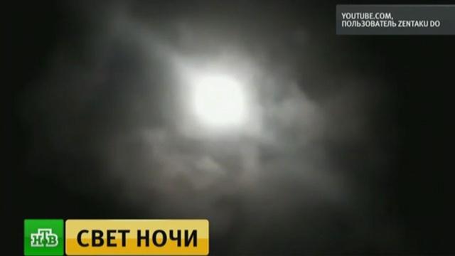 Свет ночи: пользователи Сети делятся эффектными кадрами суперлуния.Луна, Москва, астрономия, космос.НТВ.Ru: новости, видео, программы телеканала НТВ