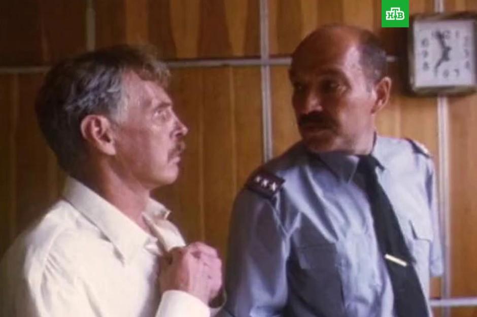 Кадры из фильма «Сын за отца…».НТВ.Ru: новости, видео, программы телеканала НТВ