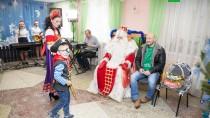 Путешествие Деда Мороза. Праздник вСаратове.НТВ.Ru: новости, видео, программы телеканала НТВ