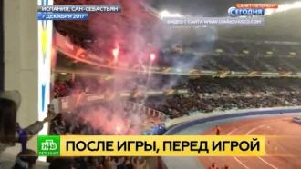 УЕФА открыл дисциплинарное дело в отношении «Зенита»