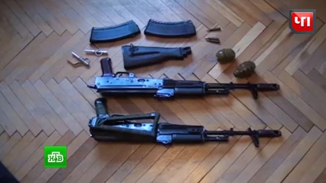 Задержанные ФСБ террористы готовили взрывы на московских вокзалах.Москва, ФСБ, терроризм.НТВ.Ru: новости, видео, программы телеканала НТВ