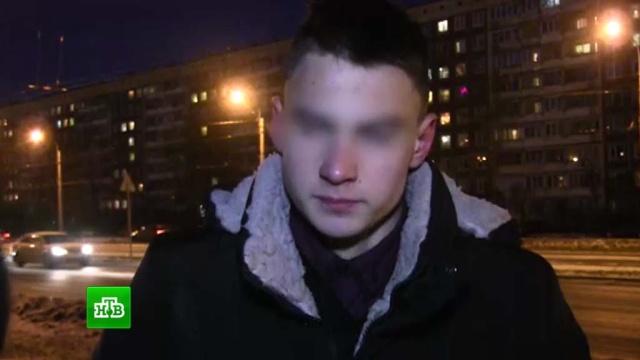 «Был неправ»: питерский подросток извинился перед избитым бомжом.бомжи, драки и избиения, нападения, Санкт-Петербург.НТВ.Ru: новости, видео, программы телеканала НТВ