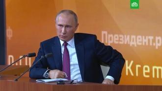 «Благородное дело»: Путин похвалил Кадырова за эвакуацию детей из Сирии