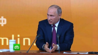 Путин ответил на вопрос оповышении пенсионного возраста