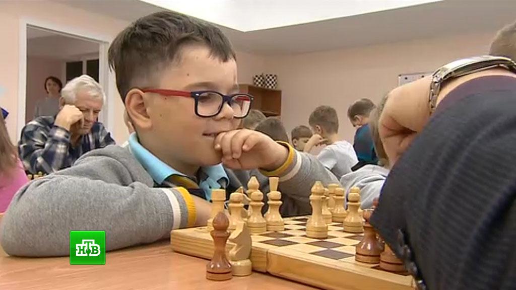 Видео секс за шахматами