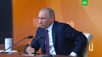 «Вы хотите, чтобы у нас были попытки госпереворотов?»: Путин ответил Ксении Собчак