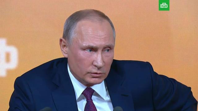Путин сообщил об увеличении финансирования здравоохранения.Путин, медицина.НТВ.Ru: новости, видео, программы телеканала НТВ