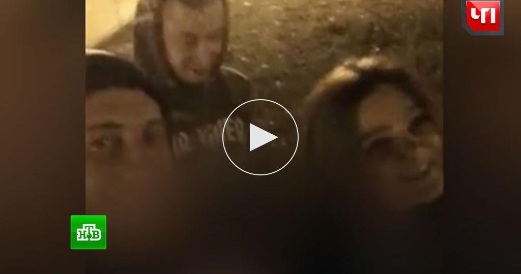 Порно видео арестовал