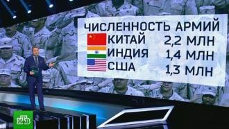 Журналисты НТВ сравнили военные расходы США на Европу и инопланетян