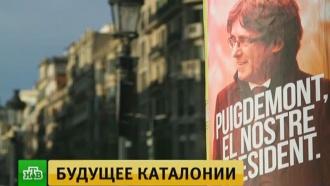 ВКаталонии пройдут досрочные парламентские выборы