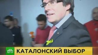 <nobr>Экс-глава</nobr> Каталонии объявил о&nbsp;готовности начать переговоры с&nbsp;Мадридом
