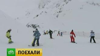 Современные трассы и кабинки с обогревом: в Сочи открылся новый горнолыжный курорт
