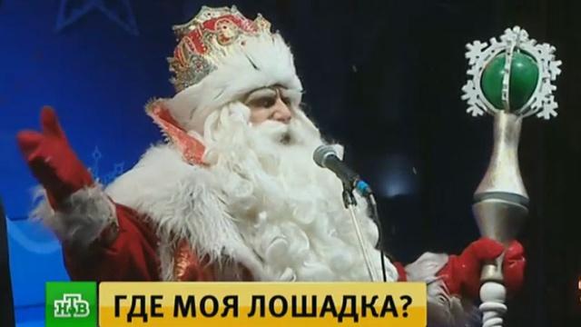 Дед Мороз исполнил новогодние желания маленьких петербуржцев.Дед Мороз, НТВ, Новый год, Санкт-Петербург, торжества и праздники.НТВ.Ru: новости, видео, программы телеканала НТВ