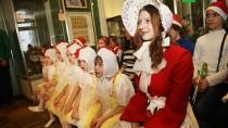 Путешествие Деда Мороза. Праздник вТуле.НТВ.Ru: новости, видео, программы телеканала НТВ