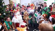 Путешествие Деда Мороза. Праздник вКалининграде.НТВ.Ru: новости, видео, программы телеканала НТВ