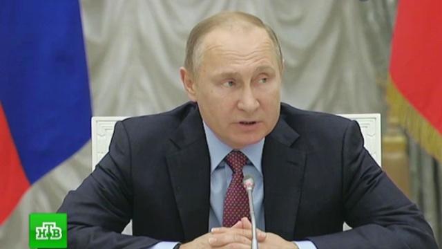 Путин поблагодарил Федеральное Собрание за «жизненно важные решения».Госдума, Интернет, Путин, Совет Федерации, выборы, законодательство.НТВ.Ru: новости, видео, программы телеканала НТВ