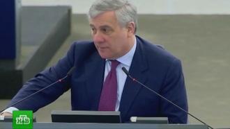 Чайка обвинил Европарламент во вмешательстве вдело Браудера