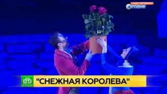 Братья Запашные привезли в Петербург цирковую версию «Снежной королевы»