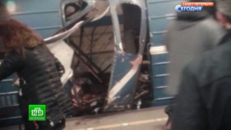 Испытание терактом: взрыв в метро стал трагедией года для Петербурга