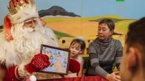 Путешествие Деда Мороза. Праздник вВологде.НТВ.Ru: новости, видео, программы телеканала НТВ