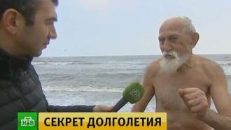 Долгожители Северного Кавказа раскрыли секрет прекрасной физической формы
