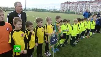 Сочи впервые принимает «Рождественские спортивные игры» для детей