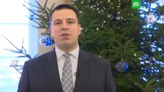 Премьер Эстонии поздравил православных с Рождеством на русском языке