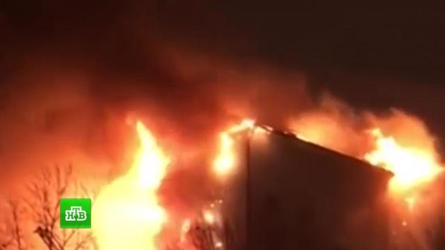 Пожар втюменской многоэтажке потушен.МЧС, Тюмень, пожары.НТВ.Ru: новости, видео, программы телеканала НТВ