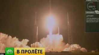СМИ: запущенный SpaceX секретный спутник США упал вокеан