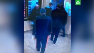 В Подмосковье наказали полицейского, не пропустившего в лифт генералов