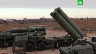 ВСевастополе развернули дивизион <nobr>С-400</nobr>