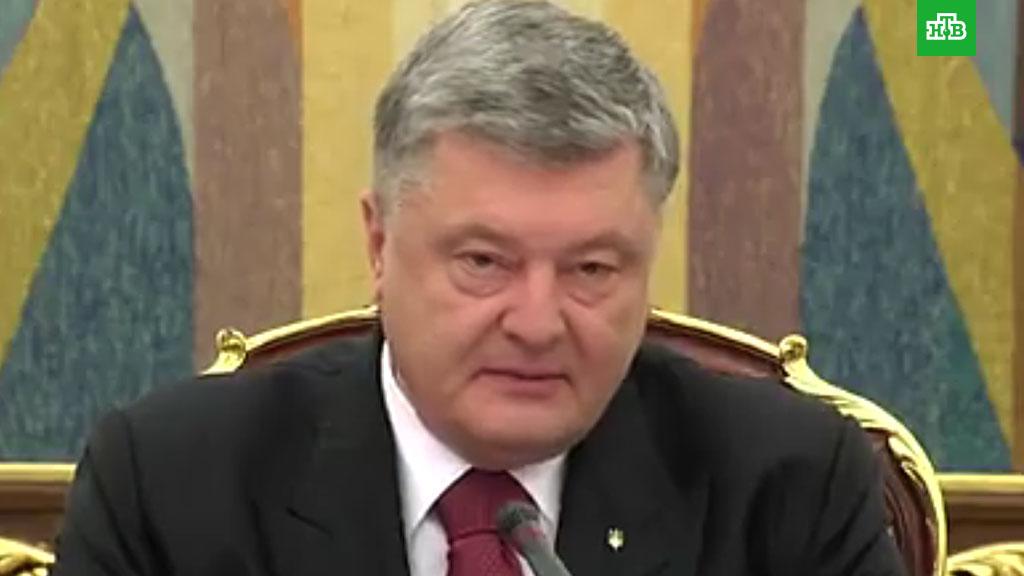Порошенко заявил опоставках комплексов Javelin на Украину за счет США