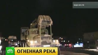 Вероятность попадания нефти в Волгу после ЧП в Саратовской области исключена
