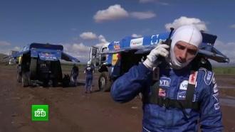Экипаж Николаева вернул себе лидерство на ралли «Дакар»