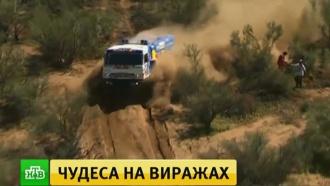 Экипаж Николаева упрочил лидерство на ралли «Дакар»