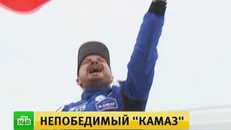 Экипаж Николаева команды <nobr>«КамАЗ-мастер»</nobr> выиграл ралли «Дакар»