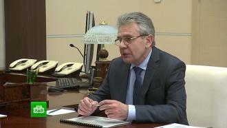 «Все у вас пока получается»: Путин оценил работу нового главы РАН