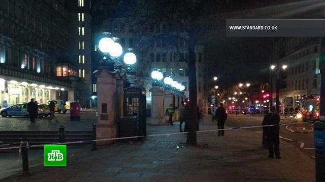 ВЛондоне полторы тысячи человек эвакуированы из-за утечки газа.Великобритания, Лондон, газ, эвакуация.НТВ.Ru: новости, видео, программы телеканала НТВ