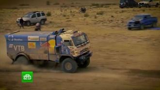 Неизвестность за каждым барханом: путь «КамАЗа» к 15-й победе на ралли «Дакар»