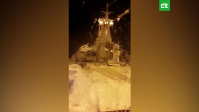 Обнародовано последнее видео спропавшего траулера «Восток».корабли и суда, поисковые операции, Приморье, Японское море.НТВ.Ru: новости, видео, программы телеканала НТВ