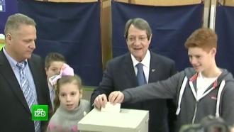Анастасиадис и Малас продолжат борьбу за пост президента Кипра во втором туре