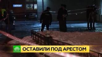 Суд не выпустил из СИЗО обвиняемого в теракте в петербургском «Перекрестке»