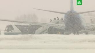 В Домодедово рассказали, как справляются с последствиями мощного снегопада