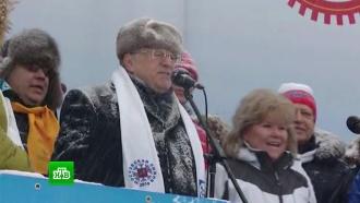 Жириновский назвал участников «Московской лыжни» героическими людьми