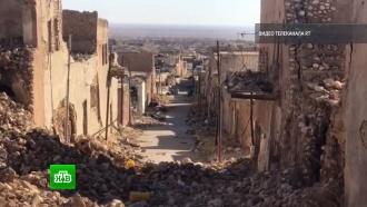 Эксперты обвинили власти Ирака и коалицию США в гуманитарной катастрофе в Мосуле