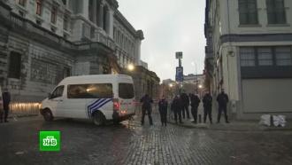 Парижский террорист отказался говорить в суде Брюсселя