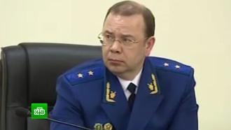 Юрий Чайка представил вМахачкале нового прокурора Дагестана