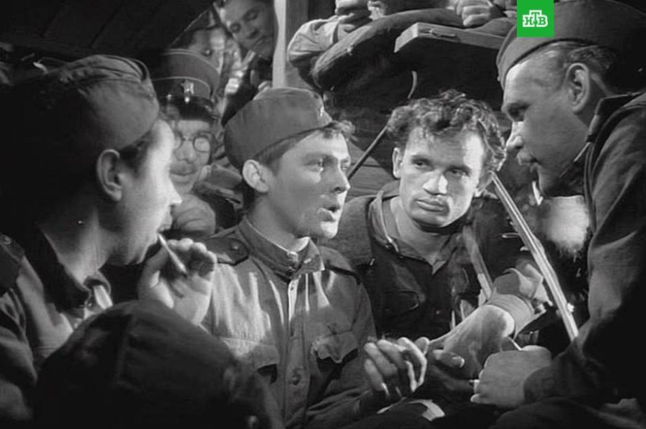 Кадры из фильма «Баллада осолдате».НТВ.Ru: новости, видео, программы телеканала НТВ