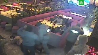 «Били в лицо и грозились выстрелить»: Саакашвили опубликовал видео задержания