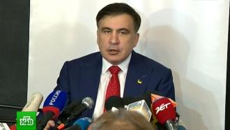 Его вдверь, аон вокно: как Саакашвили собирается прорываться на Украину